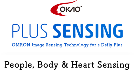 OMRON Image Sensing Technology for a Daily Plus +SENSING